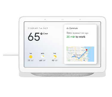 Google Nest Hub - Smart Home - ${busines_name} - Missoula, MT _ DISH Authorized Retailer