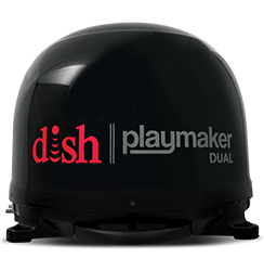 DISH Playmaker Dual - Outdoor TV - Missoula, Montana - Eagle Satellite - DISH Authorized Retailer